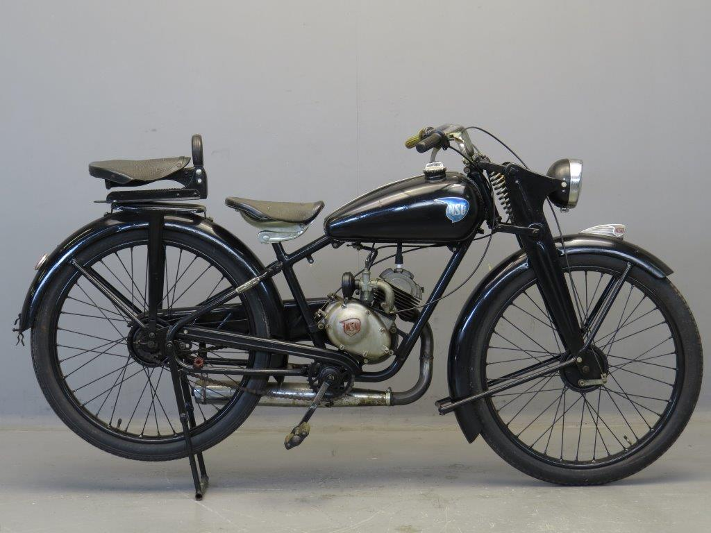 nsu 1952 quick 98cc 1 cyl ts yesterdays. Black Bedroom Furniture Sets. Home Design Ideas