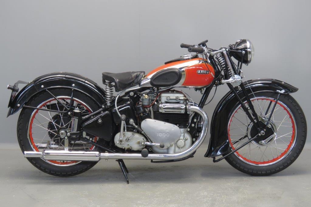 Ariel 1939 Square Four 1000cc 4 cyl ohv  2703