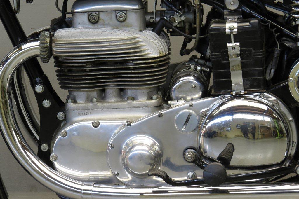 Ariel 1950 Square Four Mk1 1000cc 4 Cyl Ohv