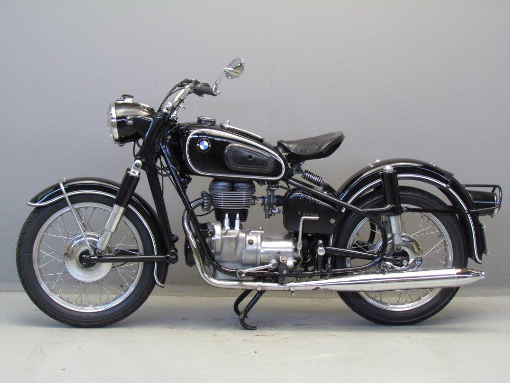 Bmw 1957 R26 250 Cc 1 Cyl Ohv Yesterdays