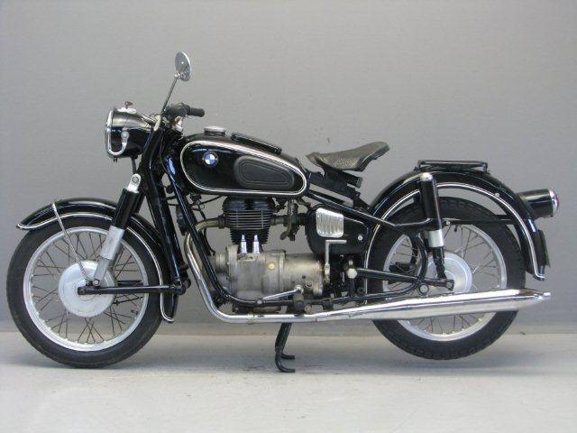 Bmw 1962 R27 250 Cc 1 Cyl Ohv Yesterdays