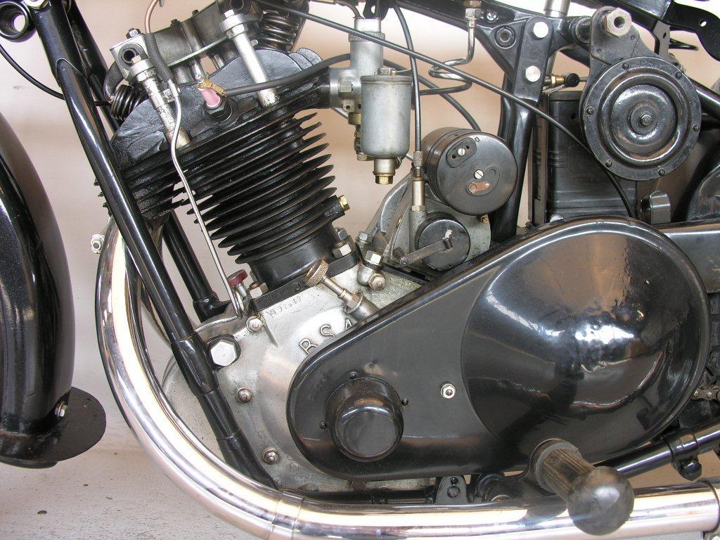 BSA 1931 S31/10 500cc 1 cyl ohv - Yesterdays