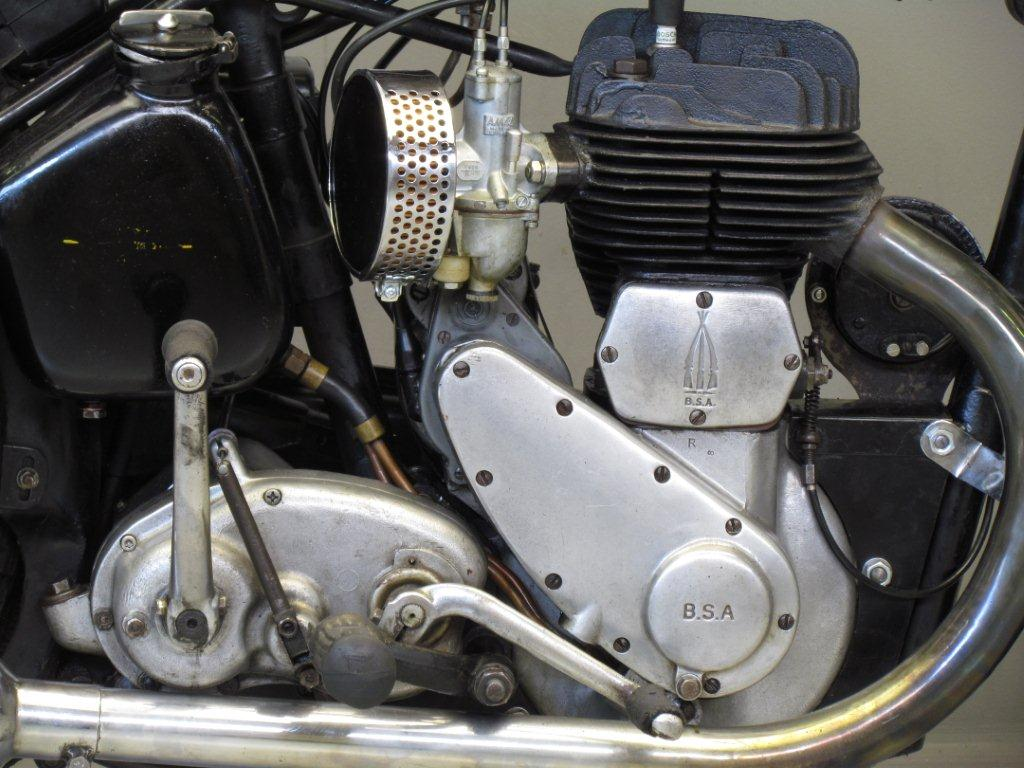 Types Of Bicycles >> BSA 1939 M21 600 cc 1 cyl sv - Yesterdays