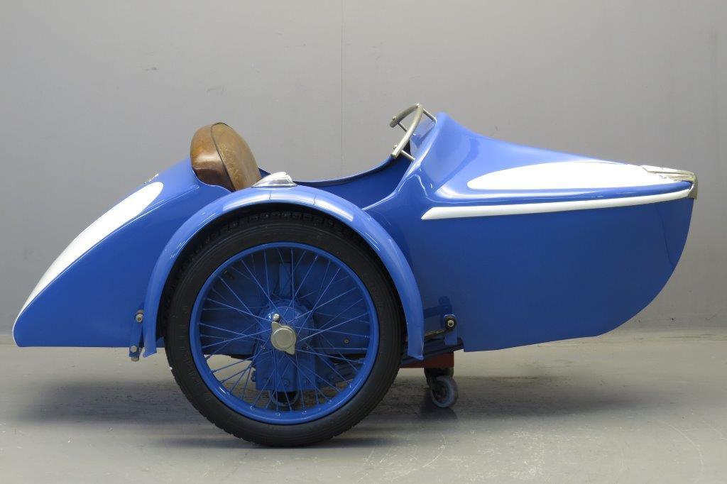Bernardet sidecar