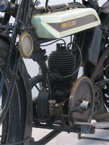Bown 1920 Villiers 269 cc 1 cyl ts - Yesterdays