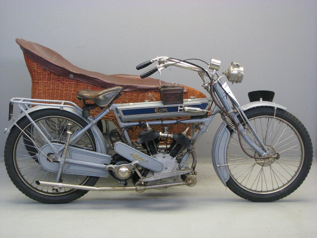 Clyno 1911 2 cyl 644 c...