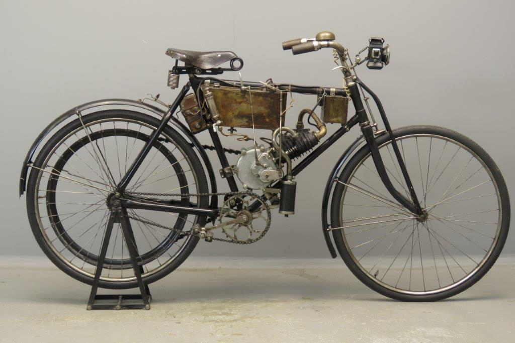Dalton & Wade 1903    2 ¾ HP  235 cc AIV  2806