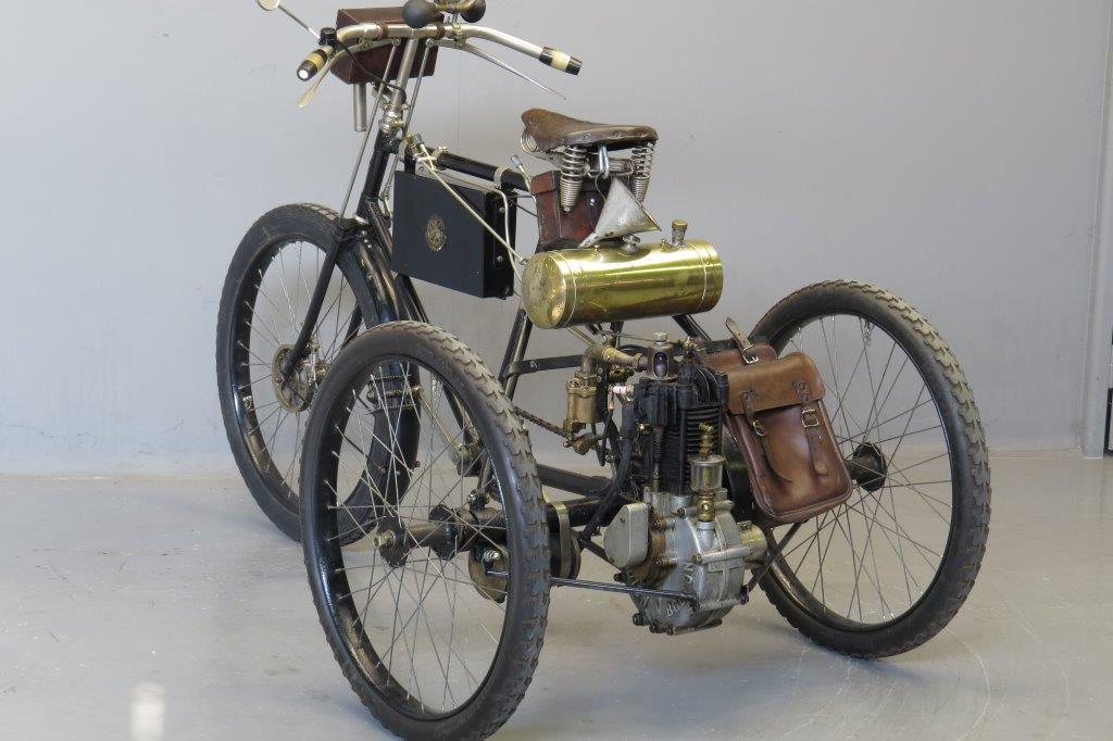 Rochet 1901 De Dion Bo...