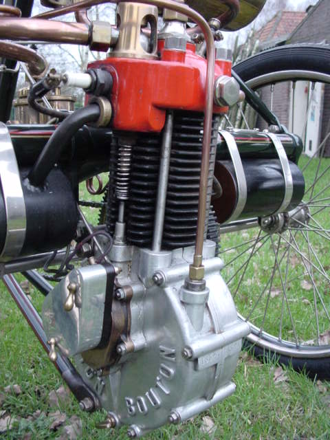 De Dion Bouton 1898 Tricycle 2 188 Hp 1 Cyl Aiv Yesterdays