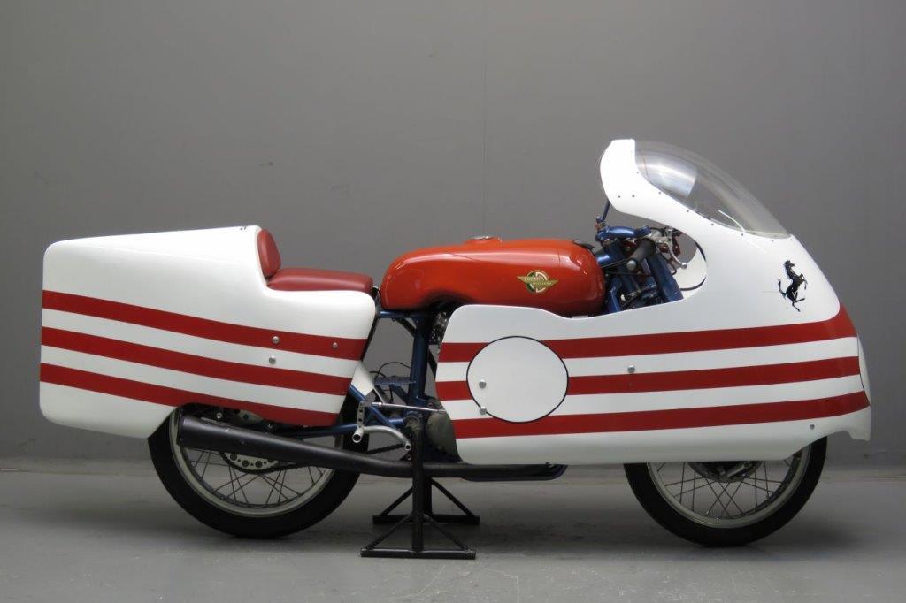 Ducati 1958 125cc Desmo DOHC  2510