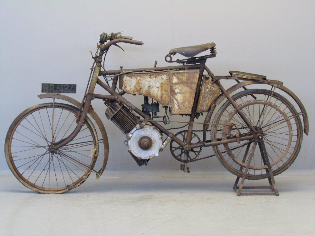 Excelsior 1905 500cc 1 Cyl Aiv Yesterdays