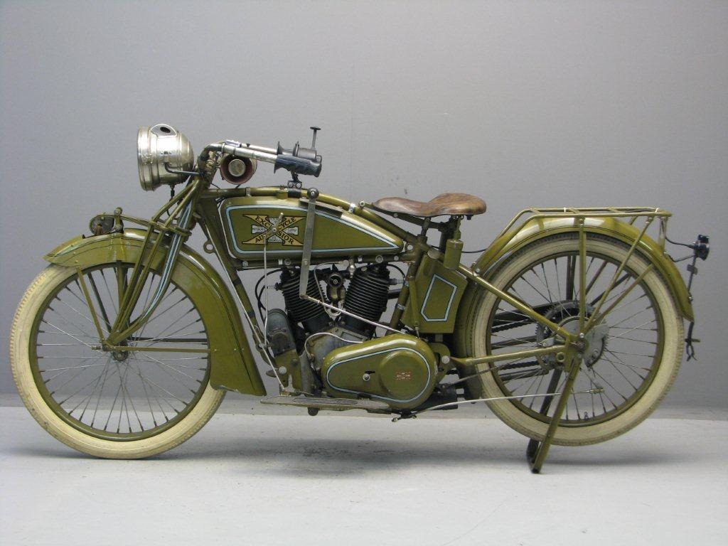 excelsior 1918 model 18 1000 cc 2 cyl ioe