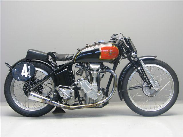 Excelsior 1937 manxman 500 cc 1 cyl ohc - Yesterdays