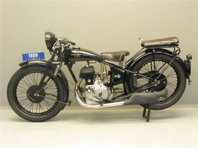 FN 1930 Sahara 350cc 1 cyl sv - Yesterdays