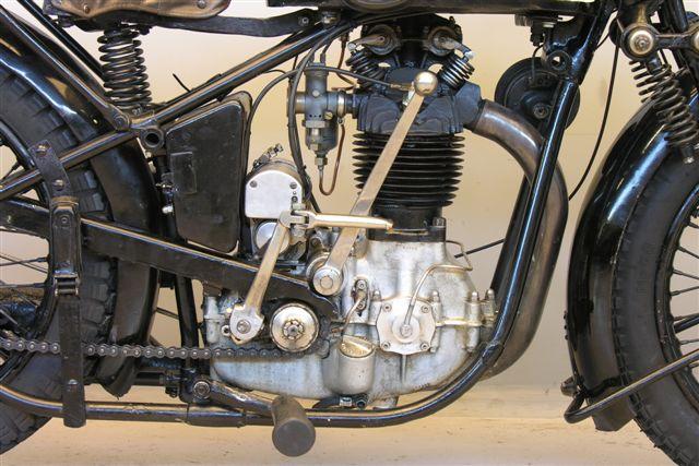 FN 1930 M76 500 cc 1 cyl ohv - Yesterdays
