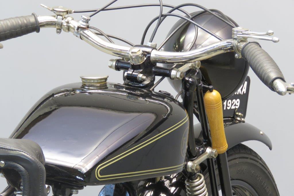 FN 1930 M70 sahara 350cc 1 cyl sv - Yesterdays