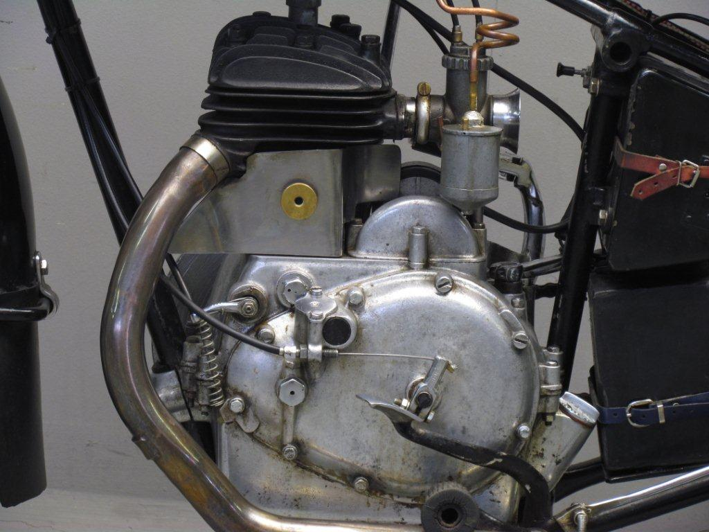 FN 1930 M70 Sahara 350cc 1 cyl sv 2608 - Yesterdays