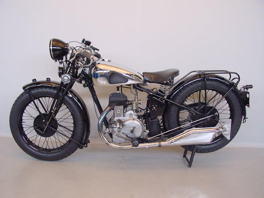 FN 1929 M70 Sahara 350cc 1 cyl sv 2812 - Yesterdays