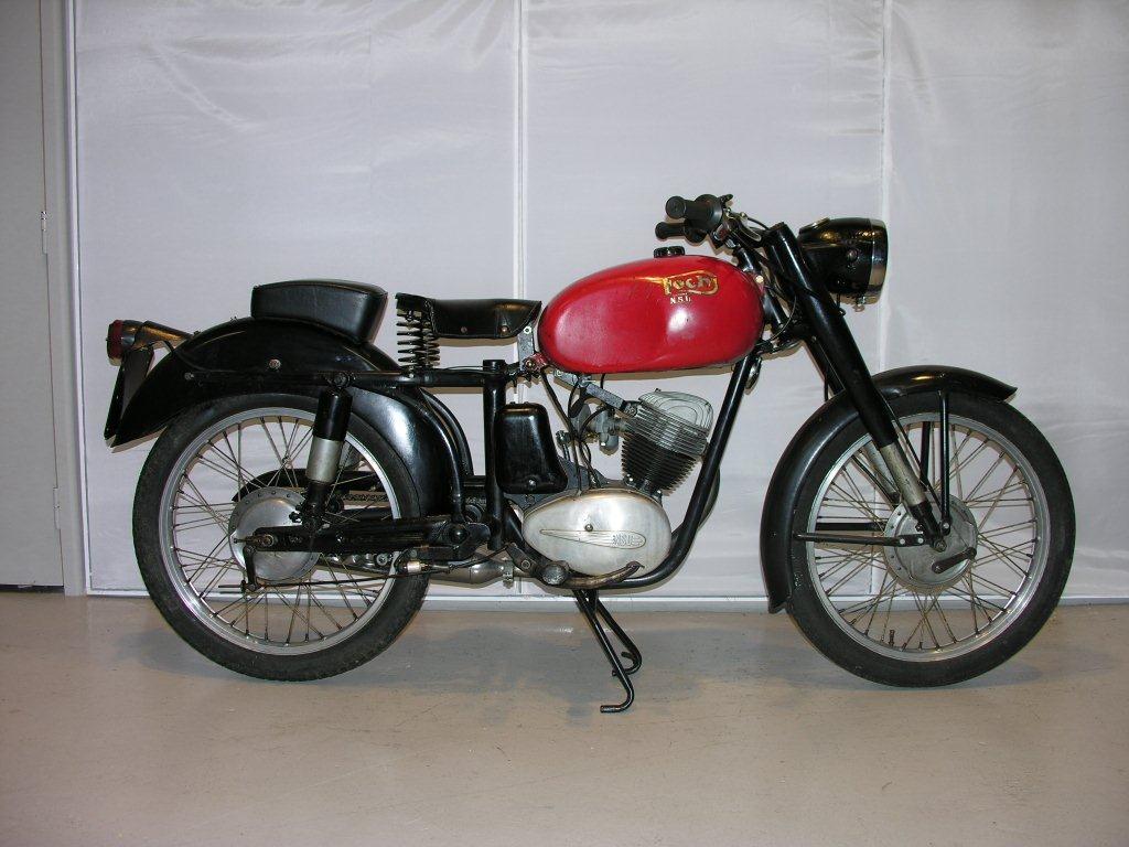 Fochi 1953 Nsu 98cc 1 Cyl Ohv Yesterdays