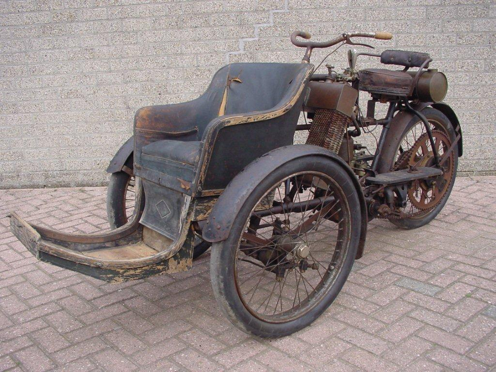Griffon 1904 Tricycle Yesterdays