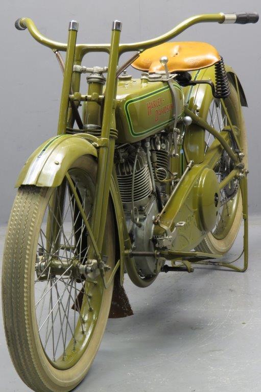 Harley Davidson Battery >> Harley Davidson 1919 19F 1000cc 2 cyl ioe - Yesterdays