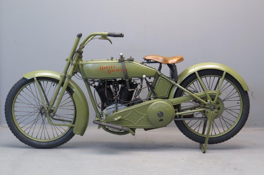 Harley Davidson F Hp