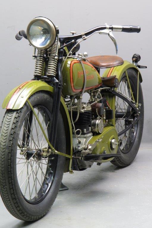 Harley davidson 1927 model b 350cc1 cyl sv yesterdays - Sigle harley davidson ...