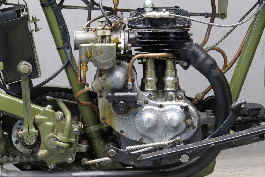 1928 Harley Davidson Ba Single: Harley Davidson 1928 28B 350cc 1 Cyl Sv