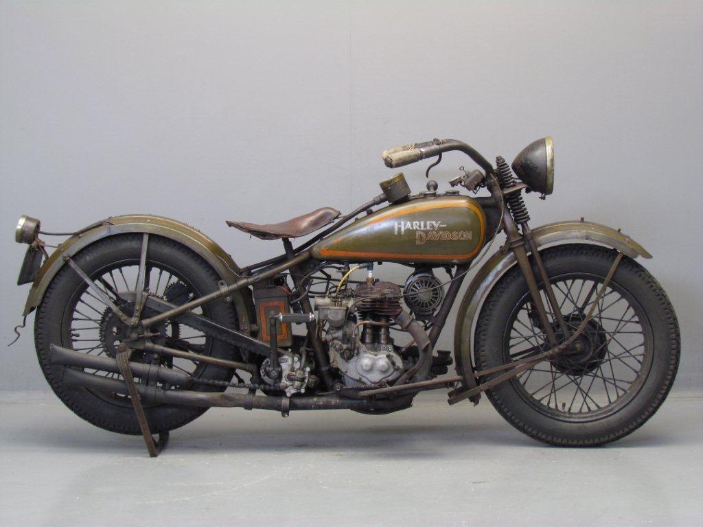 Harley davidson 1932 32b 350cc 1 cyl sv yesterdays - Sigle harley davidson ...