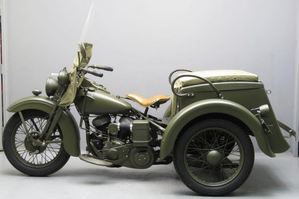 Harley Davidson Servi Car Parts