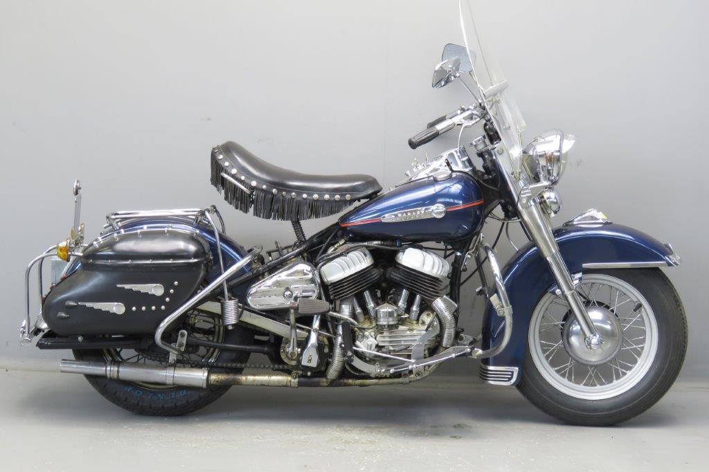 Harley Davidson: Harley Davidson 1945 WLA 750cc 2 Cyl Sv 2608