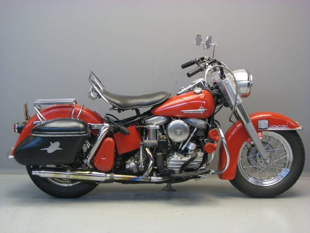 Histrory Of The Harley Davidson Electra Glide