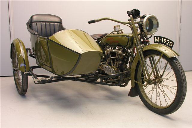 Harley Davidson Combo T