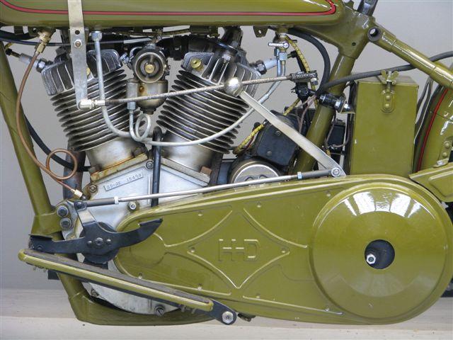 Harley Davidson 1925 Model 25je 1000 Cc Ioe Yesterdays 989