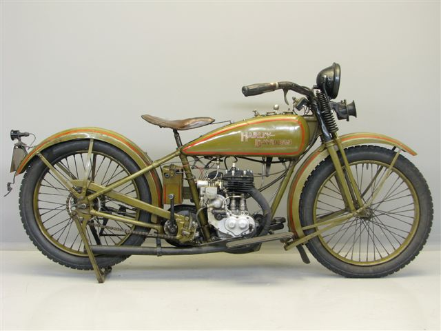 Rare 1928 Harley Model Ba Peashooter Single 350cc: Harley Davidson 1926 26B 350 Cc 1 Cyl Sv