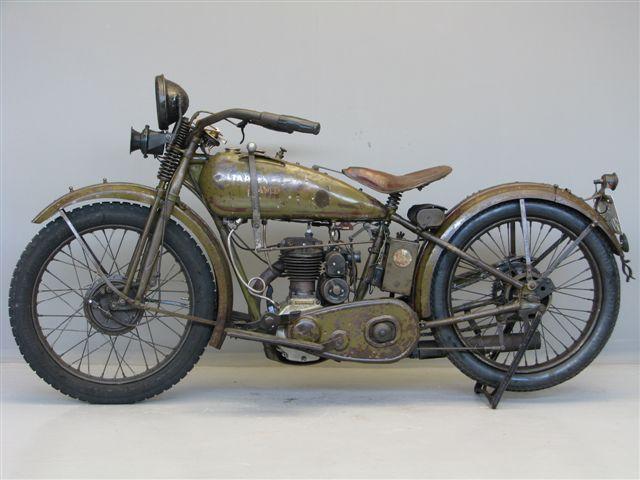 Harley Davidson 1928 28b 350cc 1 Cyl Sv: Harley Davidson 1928 Model 28B 1 Cyl 350 Cc Sv