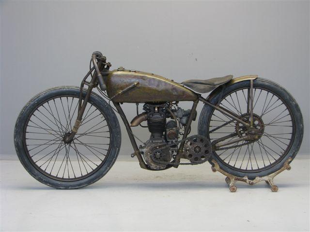1926 Harley Davidson Ohv Peashooter Sold: Harley Davidson 1928 Model 28S Racer 350 Cc 1 Cyl Ohv