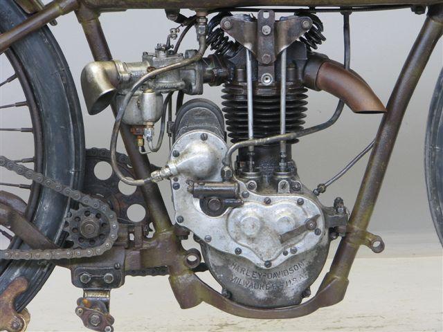 Harley Davidson 1928 Model 28S Racer 350 Cc 1 Cyl Ohv