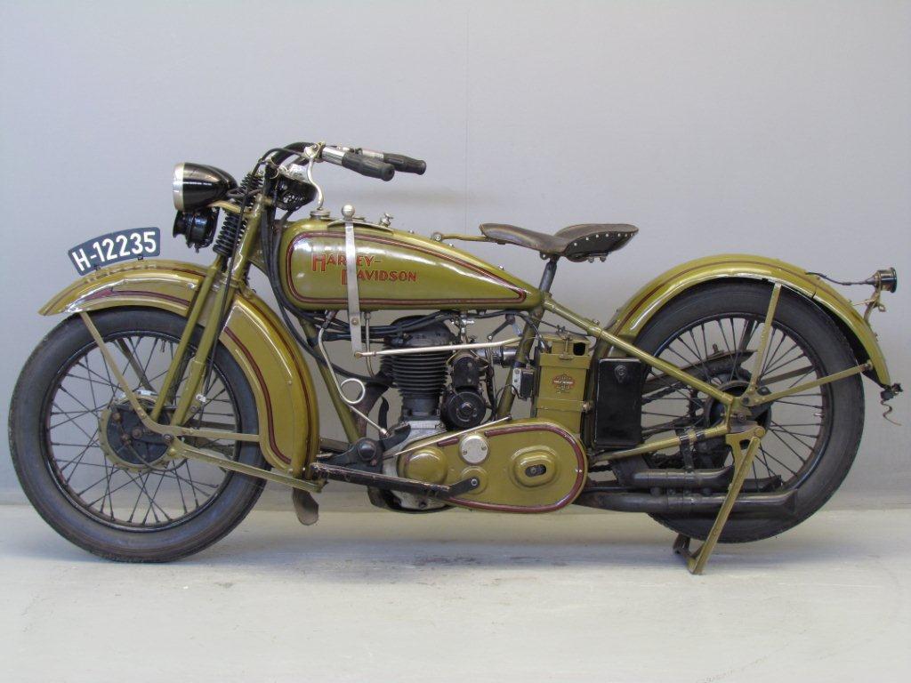 Harley davidson 1929 29c 500 cc 1 cyl sv yesterdays - Sigle harley davidson ...