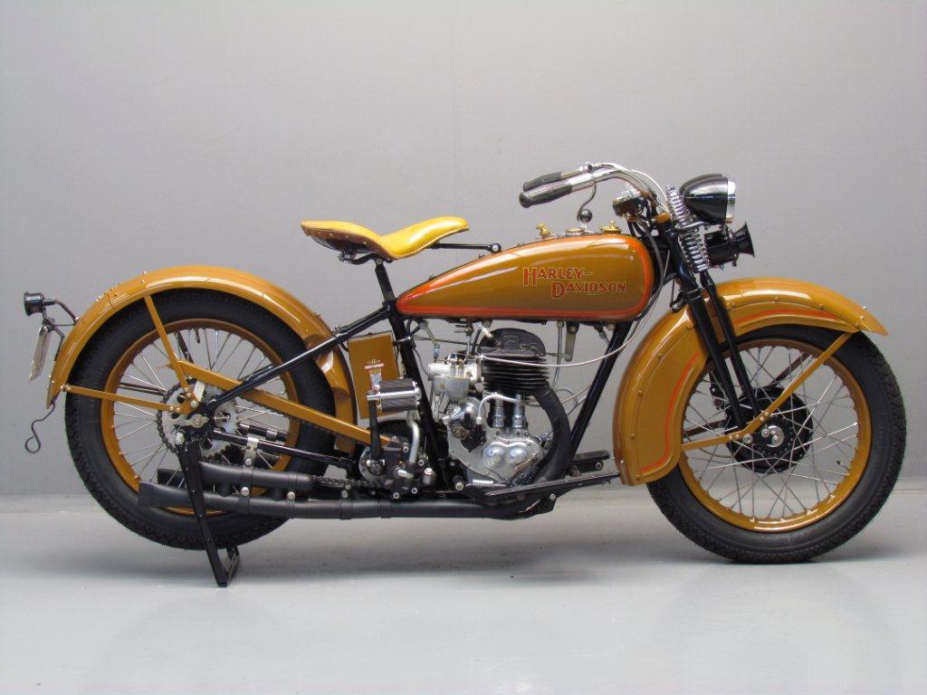 Harley davidson 1929 29c 500cc 1 cyl sv yesterdays - Sigle harley davidson ...