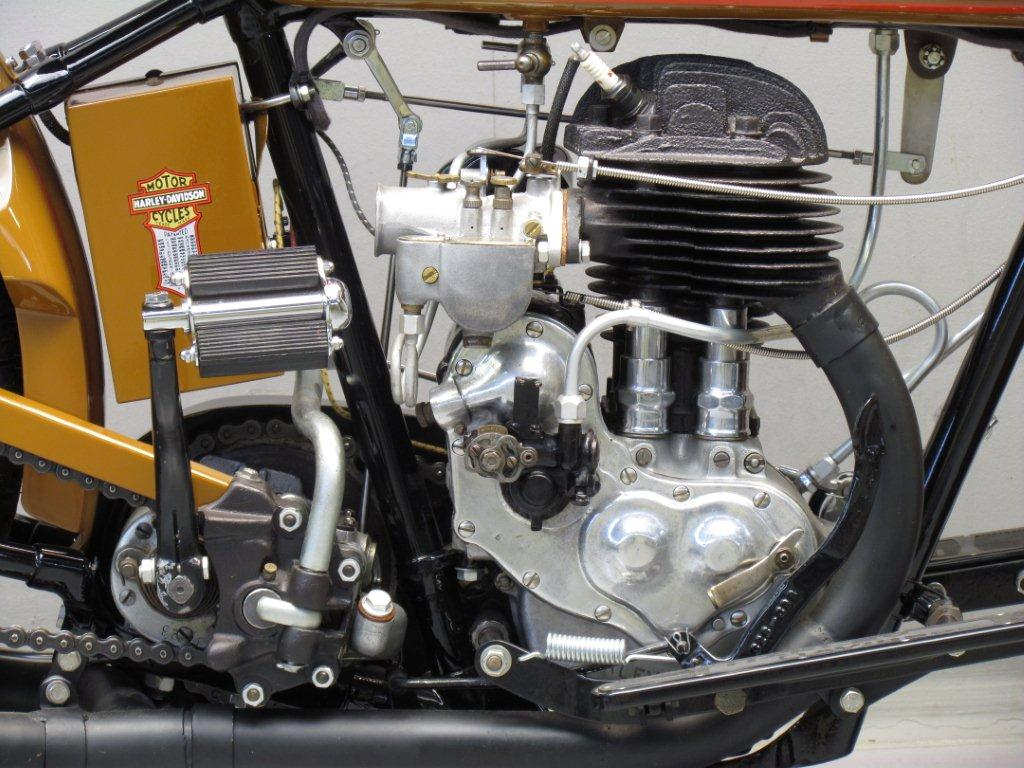 1928 Harley Davidson Ba Single: Harley Davidson 1929 29C 500cc 1 Cyl Sv