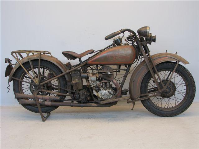 1928 Harley Davidson Ba Single: Harley Davidson 1930 Model 30C 500 Cc 1 Cyl Sv