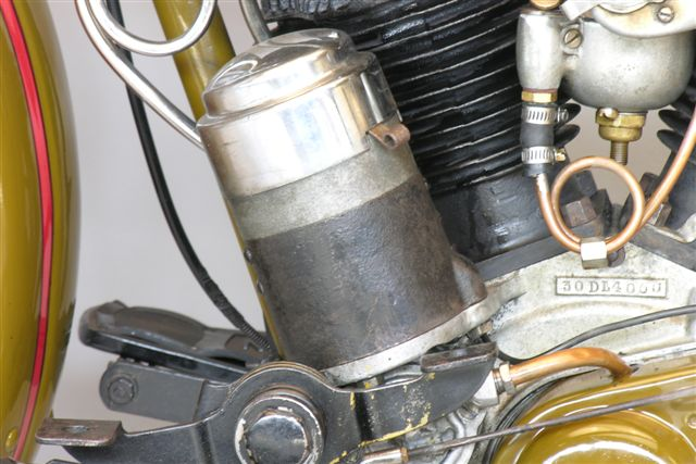 Harley Davidson 1930 30D 750 cc 2 cyl sv - Yesterdays