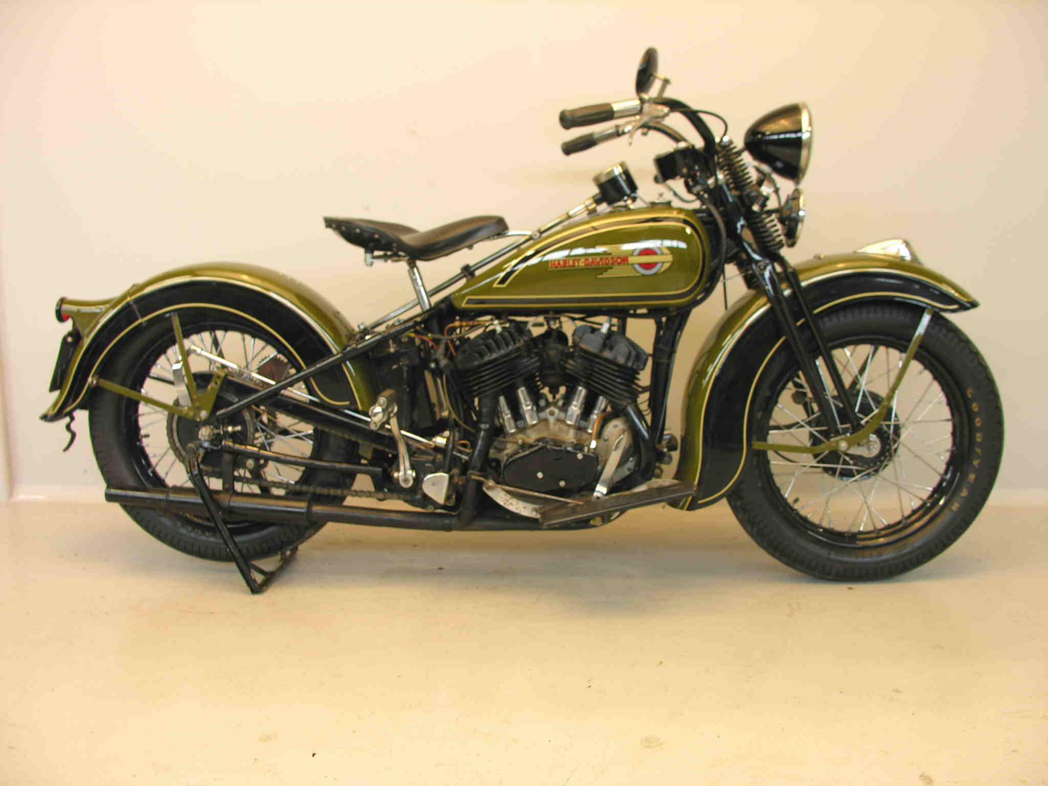 Harley Davidson 1936 36R 750 cc 2 cyl sv - Yesterdays