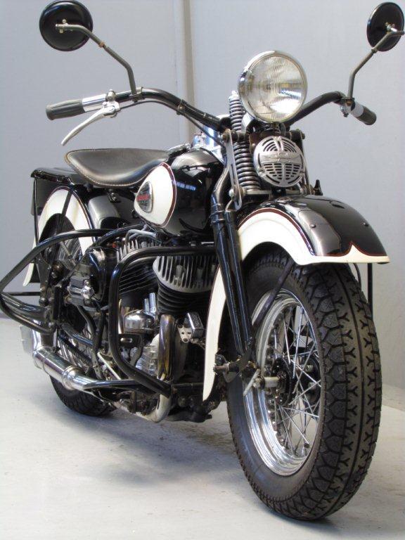 Harley Davidson 1940 Wla 750 Cc 2 Cyl Sv Yesterdays