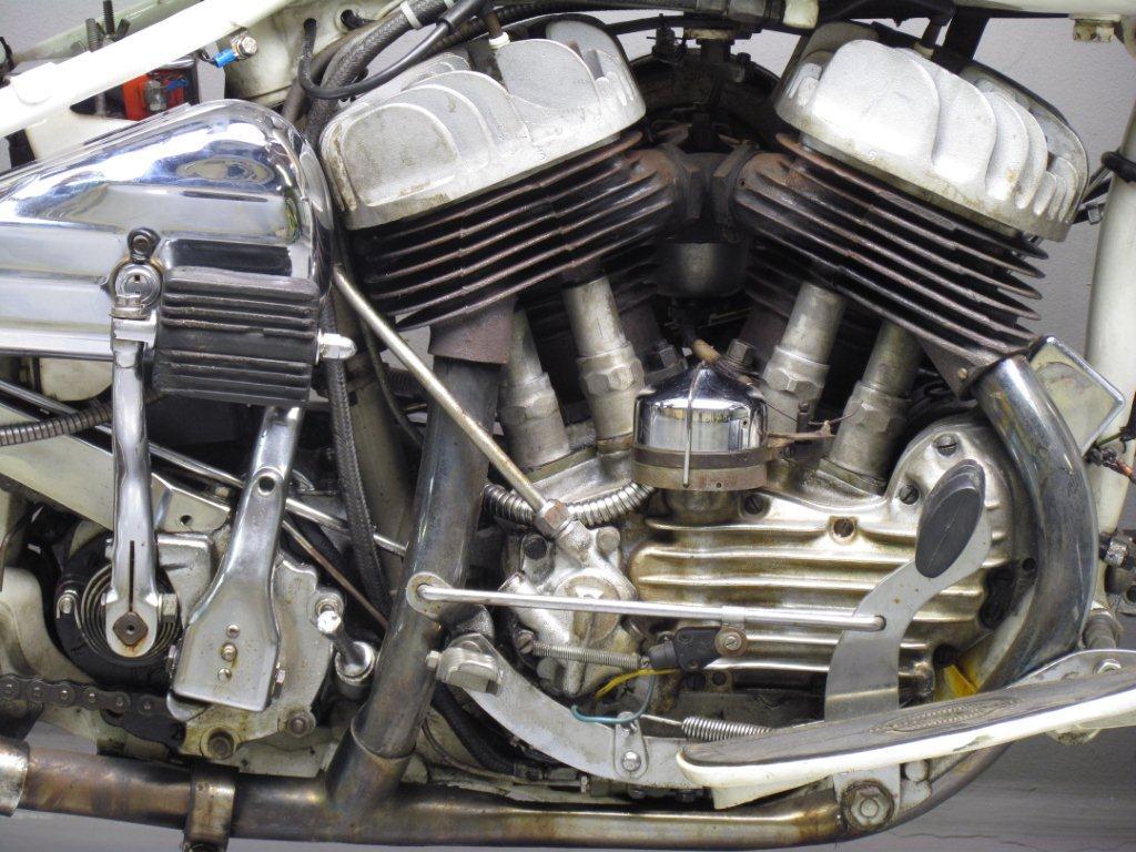 harley davidson 1942 42wlc 750 cc 2 cyl sv - yesterdays