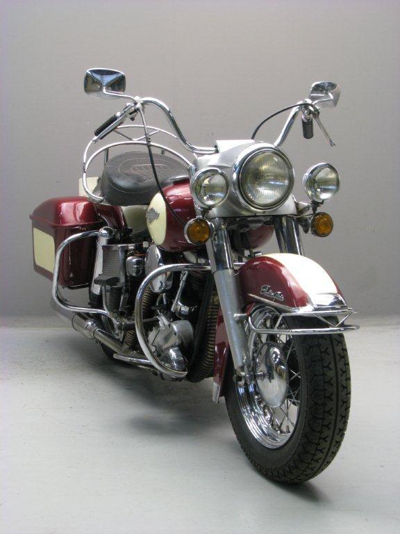 Harley Davidson Battery >> Harley Davidson 1965 Electra Glide 1200 cc 2 cyl ohv ...