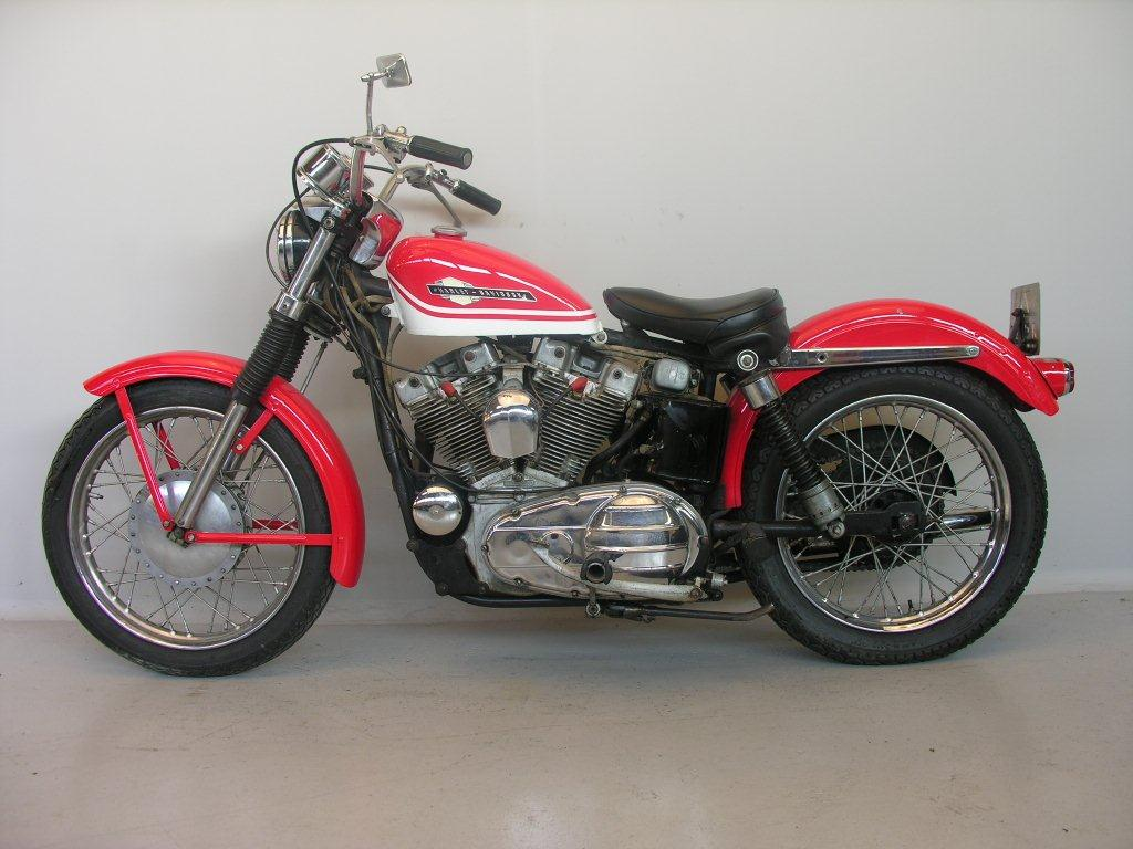 Harley Davidson 1965 XLCH Sportster 885 cc 2 cyl ohv - Yesterdays