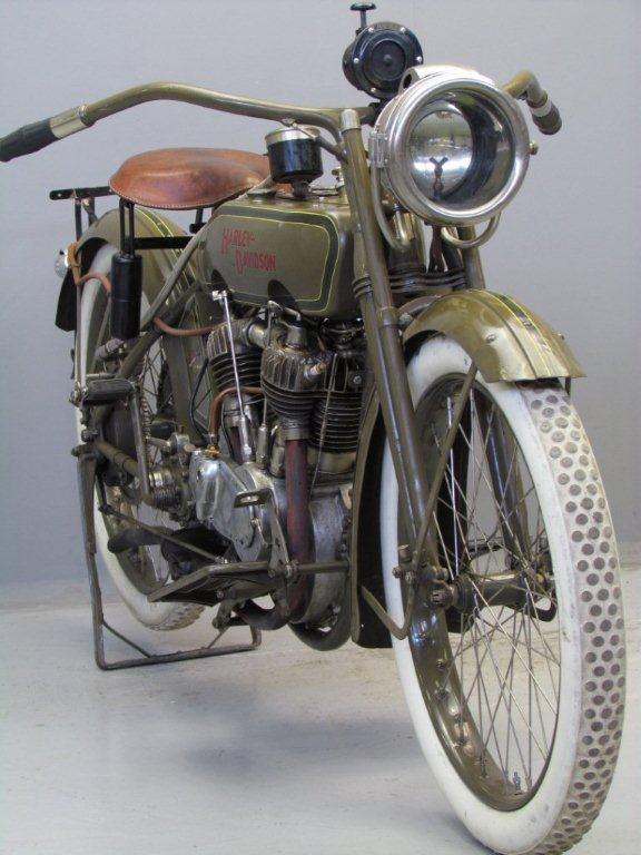 Harley Davidson 1921 1000 Cc 2 Cyl Ioe