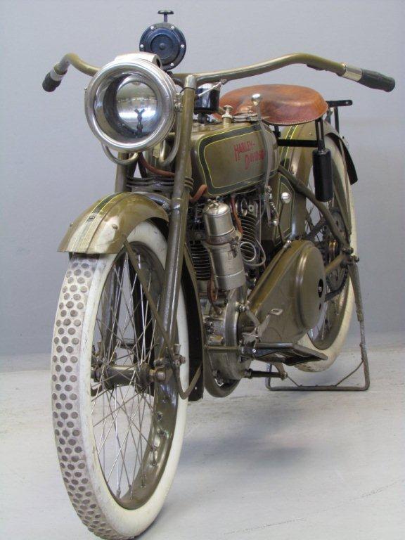 Harley Davidson 1921 1000 Cc 2 Cyl Ioe Yesterdays